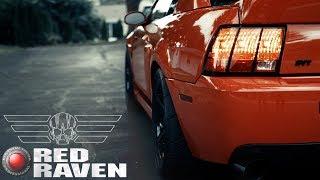 RED Raven Terminator Cobra Footage