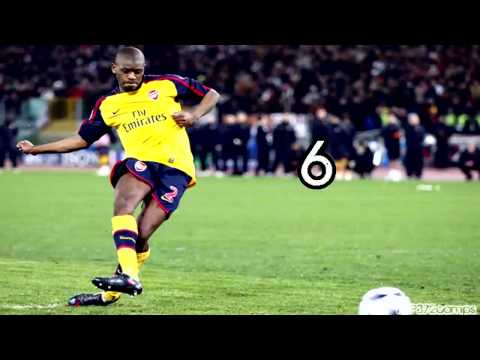 Abou Diaby  - Top 10 Goals