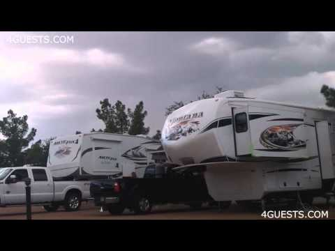 FORT BEALE RV PARK ~ KINGMAN ARIZONA