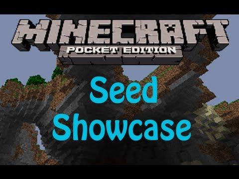 Minecraft PE Seed Showcase episode 6