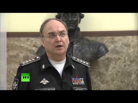 Минобороны РФ: Наша задача — перекрыть источники финансирования международного терроризма