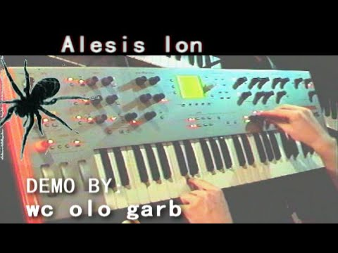 Alesis Ion - demo (2 of 2) by syntezatory.net.pl