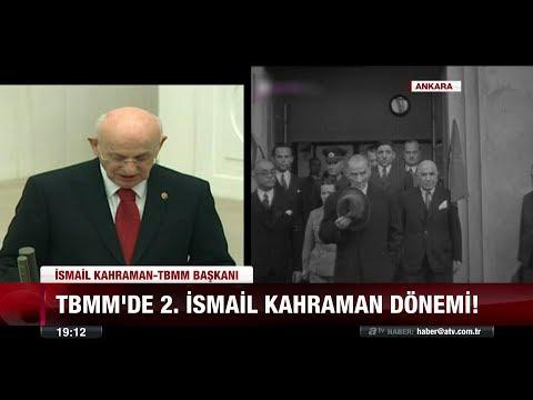 "Meclis ""İsmail Kahraman"" dedi - 20 Kasım 2017"