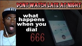 DO NOT CALL 666! *THIS IS WHY!*