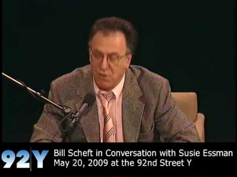 0 Bill Scheft in Conversation with Susie Essman at the 92nd Street Y