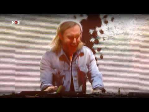 David Guetta Le Grand Show UEFA EURO 2016 June 9th 2016