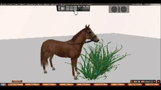 Horse Avatar Realistek* Second Life