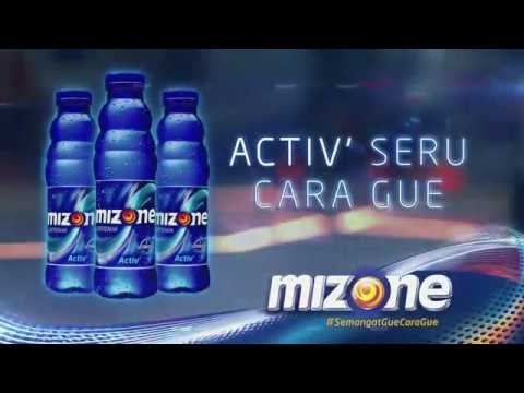 Mizone Activ' #ActivSeruCaraGue