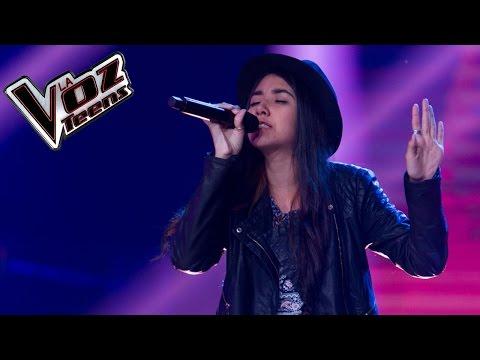 Paulina canta ?Un violinista en el tejado? | Audiciones a ciegas | La Voz Teens Colombia 2016