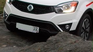 OFFROAD SSANGYONG ACTYON (KORANDO) restyling 2013