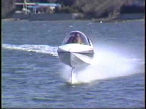 HYDROFOIL -- The Amazing Boats of Kotaro Horiuchi.  Video posted by Ray Vellinga