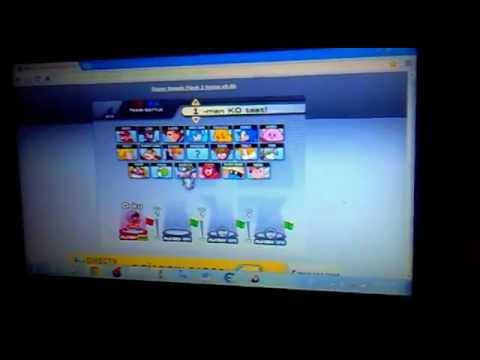 Gran Pelea Super Smash Flash 2 Demo v0.8