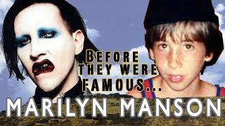 Marilyn Manson - Before They Were Famous