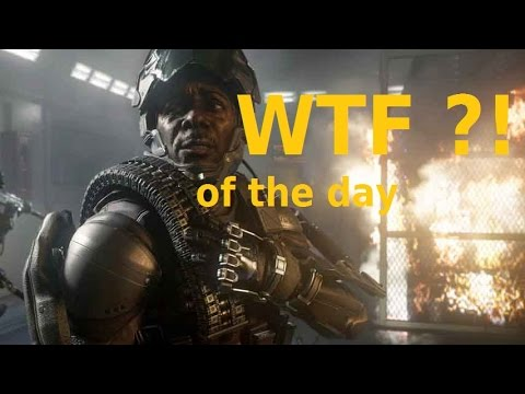 CoD: Advanced Warfare - WTF of the day - YouTube