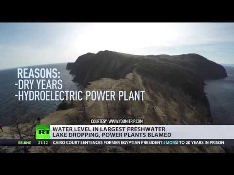 Lake Alert: Baikal water levels lowest in 20 years