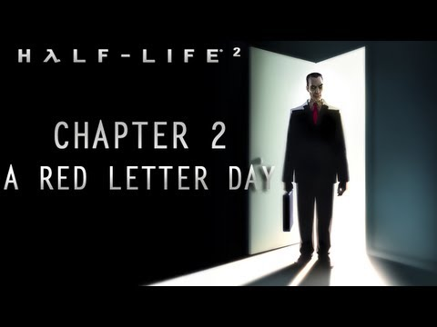 Mr. Odd Plays Half-Life 2: Chapter 02 - A Red Letter Day (ALYX SEEMS LIKE A NICE LADY)