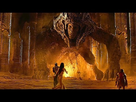 GODS OF EGYPT Trailer (Fantasy Blockbuster - 2016)