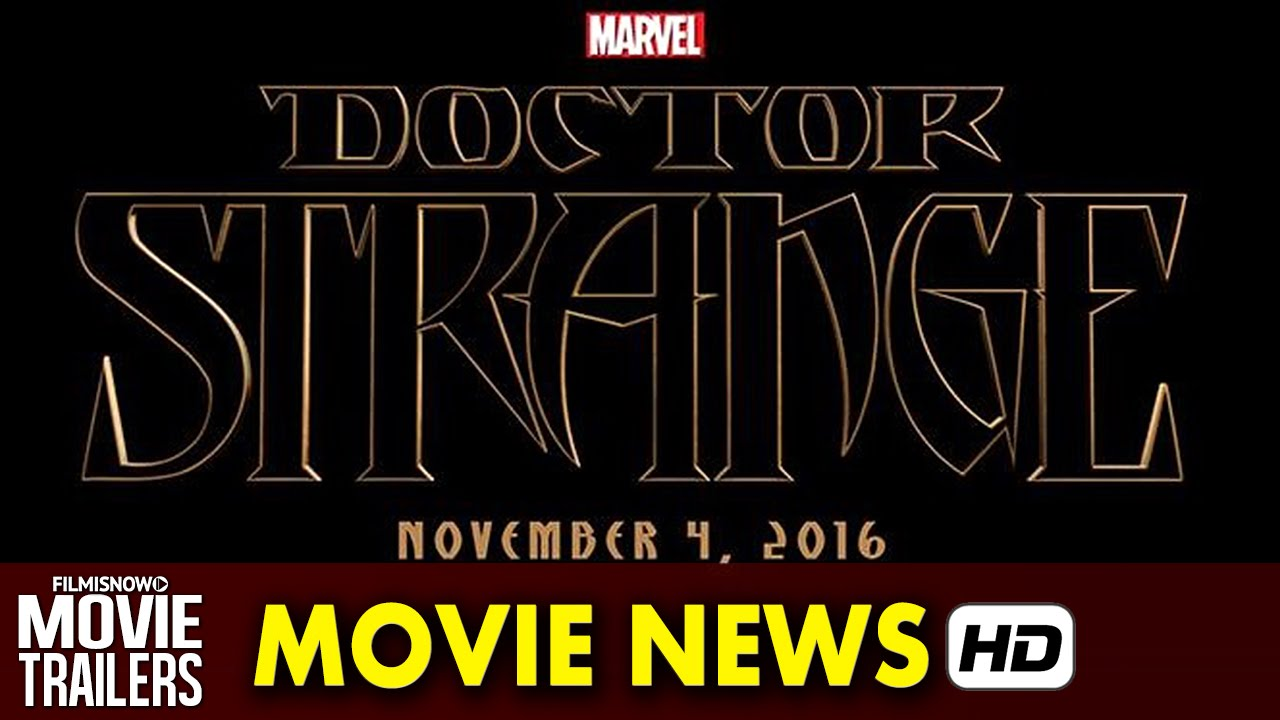 Doctor Strange adds new cast member [HD]