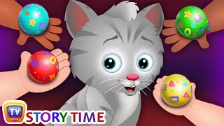 ChuChu And The Sweet Kitten - Good Habits Bedtime Stories & Moral Stories for Kids - ChuChu TV