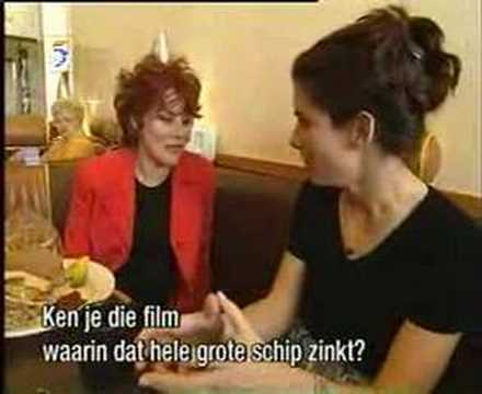 Sandra Bullock - On Ruby Wax - part 1
