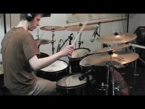 Avenged Sevenfold - Bat Country (Drum Cover)