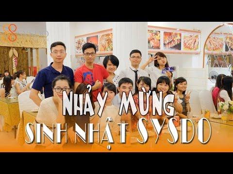 SYSDO Vietnam - Tiết mục nhảy tại tiệc sinh nhật SYSDO 2 tuổi