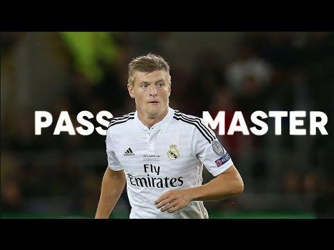 Toni Kroos 2016 /Goals/Skills/Passes
