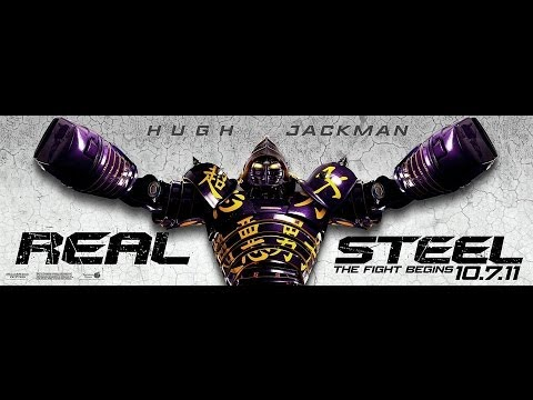 Real Steel часть 20(Живая Сталь)