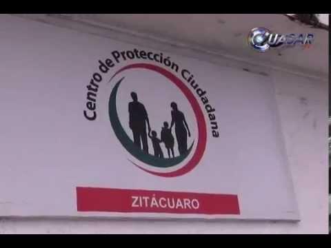 Ingresa al CERESO de ZItácuaro alcaldesa de Huetamo