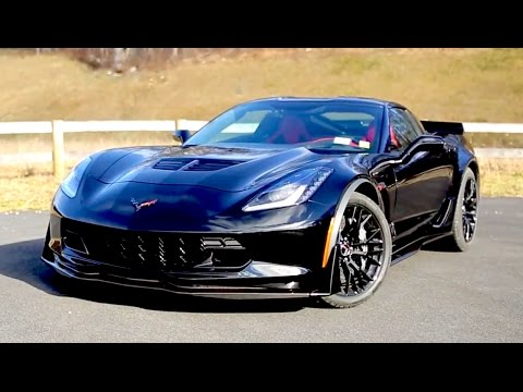 2015 Chevrolet Corvette Z06 Review - Fast Lane Daily