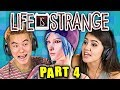 YOU CAN TIME TRAVEL LIFE IS STRANGE Part 4 React Gaming mp3