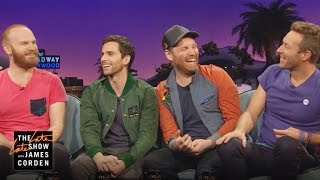 An 11:30am Show Almost Made Coldplay Fight