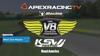Euro V8 SuperCar Series - S05M06 - Road America