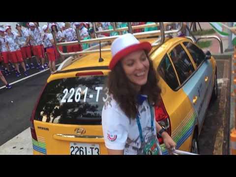 2017 臺北世大運 開幕 選手進場 Taipei 2017 Summer Universiade Opening Ceremony Athletes