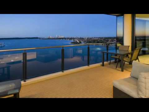 Perth's Finest Views! This is literally living at the top. Situated high up on the 15th floor of the landmark Raffles Waterfront development. Walk into this ...