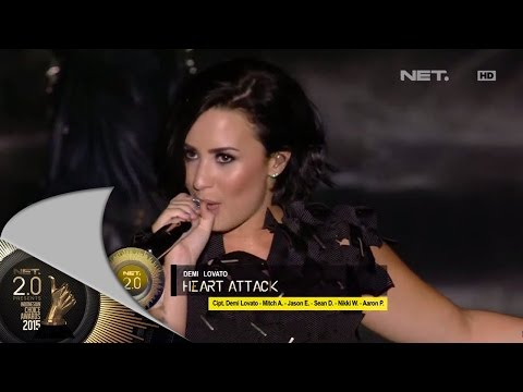 NET 2.0 - Demi Lovato - Heart Attack