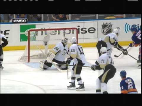 Pittsburgh Penguins-New York Islanders Game 4 Eastern Conference Quarterfinals Highlights
