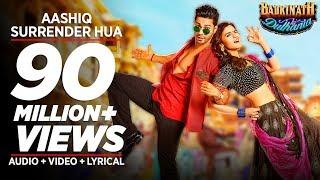 Aashiq Surrender Hua Video Song Varun Alia Amaal Mallik Shreya Ghoshal Badrinath Ki Dulhania VideoMp4Mp3.Com