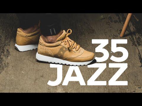 35 лет кроссовкам Saucony Jazz