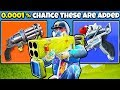 10 Weapons Never Coming to FORTNITE