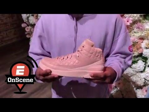 Luxury Designer Don C And Jordan Brand Design Director Gemo Wong Interview | OnScene | ESPN