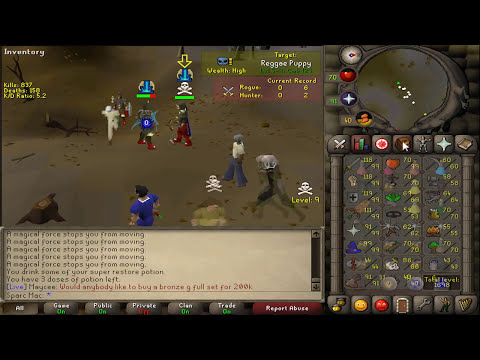 Runescape - Sparc Mac's BH/STAKING/MORE HIGHLIGHTS