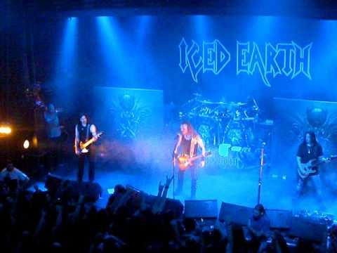 Iced Earth Jon Schaffer Greece 19/11/2011
