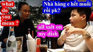 Cười bò với hai lúa vào nhà hàng Ấn chém tiếng anh vì quá mặn trong tòa tháp đôi Petronas Malaysia