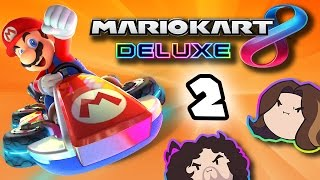 Mario Kart 8 Deluxe: Arin Goes to Jail - PART 2 - Game Grumps VS