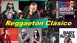 REGGAETON VIEJO ANTIGUO, CLASICOS DEL REGGAETON -Don Omar, Daddy Yankee, Wisin y Yandel, Nigga