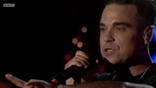 Robbie Williams  Live @  BBC Radio 2   2016