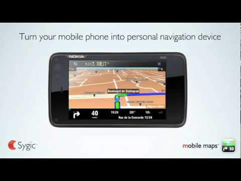 Sygic Mobile Maps Maghreb