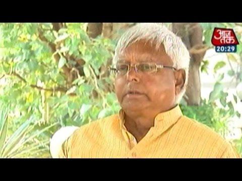 Seedhi Baat: Lalu Prasad Yadav On Bihar Polls And His Feud With Modi
