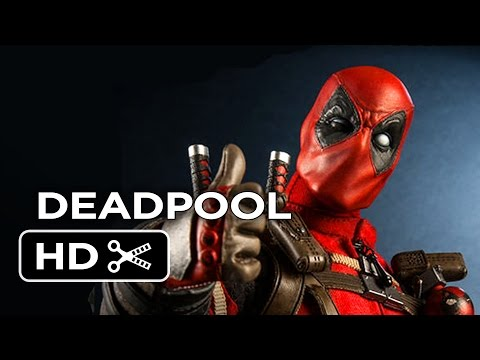 Deadpool - Cool Action Figure Model